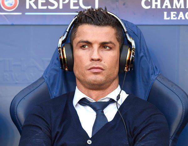 Cristiano Ronaldo revela su fanatismo por banda argentina.