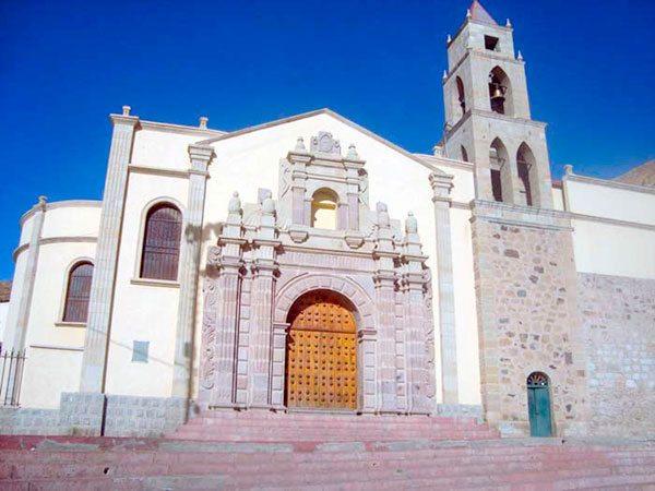 El Diario - Iglesia de San Agustín: una reliquia de Oruro