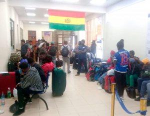 273 migrantes irregulares ingresaron al país en un mes