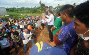 Dirigentes insisten anulación de concesiones  Roboré rechazó acuerdo con Gobierno