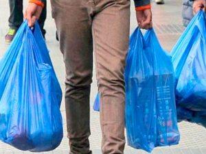 Campaña para reducir uso de bolsas plásticas