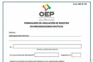 """Sospecha de """"fraude electoral""""  Surgen múltiples militancias falsas"""