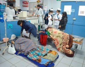 Ratifican paro médico.  Deuda del Gobierno deja en crisis a ocho hospitales
