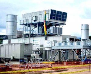 Cifras del IBCE  Inversión en electricidad fue negativa