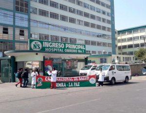 Anuncia nuevo paro  Colegio Médico rompe diálogo por el SUS