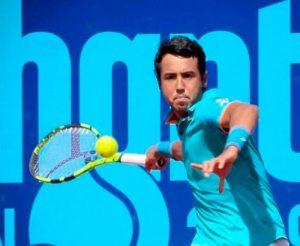 Boliviano Hugo Dellien, campeón del Challenger