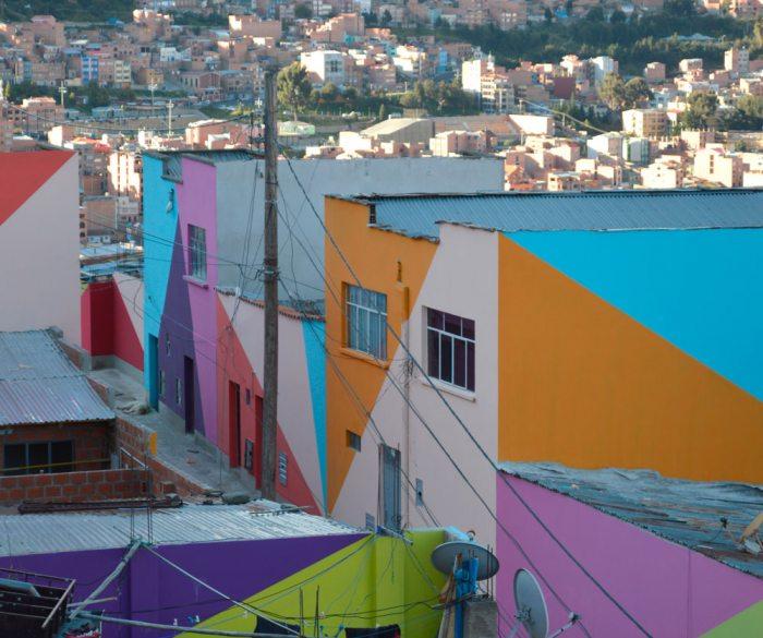 El Diario Murales Que Motivan La Autoestima Y El Turismo