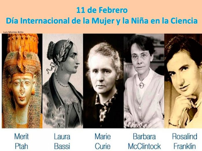 Resultado de imagen para imagenes por el dia internacional de la cineci mujeres y niñas